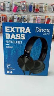 Auriculares Vincha - Dinax Sound