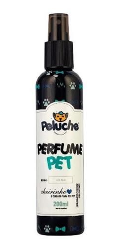 Perfume Pet Peluche Life Blue 200ml Meninos