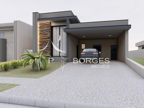 Casa À Venda Em Condomínio Terras Do Fontanário - Ca001329