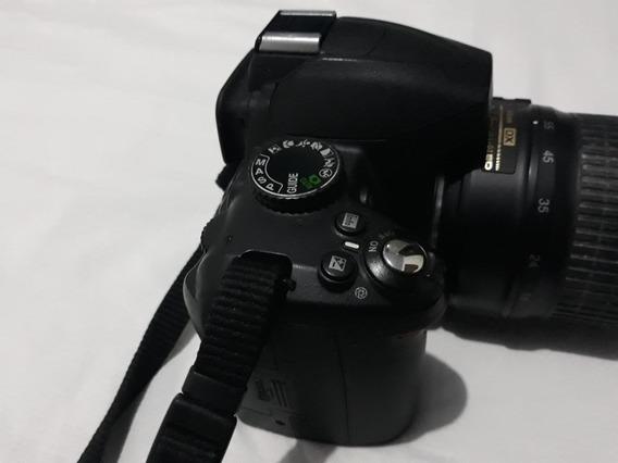 Uma Máquina Digital Da Nikon