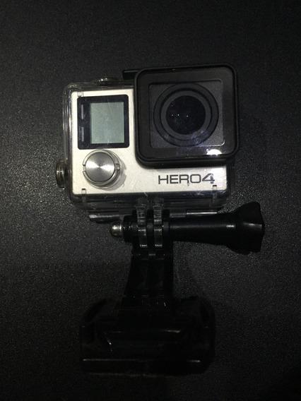 Gopro Hero 4 + Brindes 4k Câmera Sport N Nikon, Canon, Sony