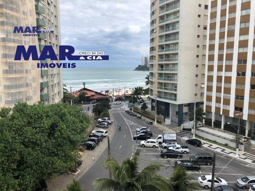 Imagem 1 de 10 de Apartamento Residencial À Venda, Barra Funda, Guarujá - . - Ap10851