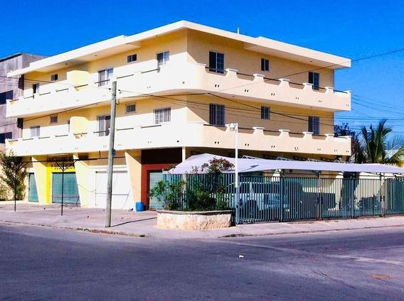 Edificio En Venta Con 6 Departamentos Y Locales Construidos