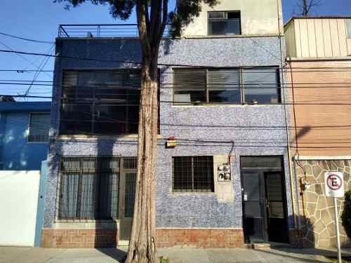 Casa En Venta En Letrán Valle, Benito Juárez Rcv-3939