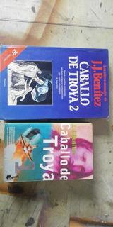 Libros Caballo De Troya 1y2