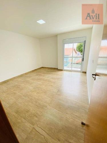 Sobrado Com 3 Dormitórios À Venda, 200 M² Por R$ 890.000,00 - Penha - São Paulo/sp - So0877