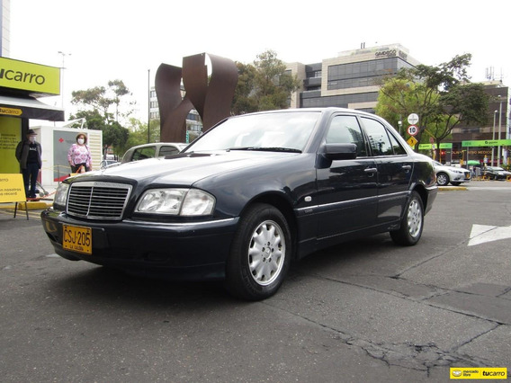 Mercedes Benz Clase C 240 At 2400