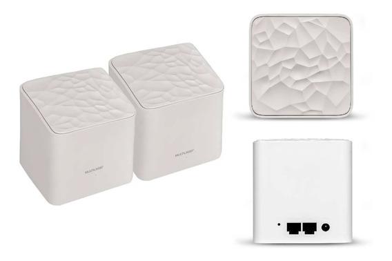 Roteador Mesh Ac 1200 Wifi Wireless Dual Band 2.4 5ghz 200m²