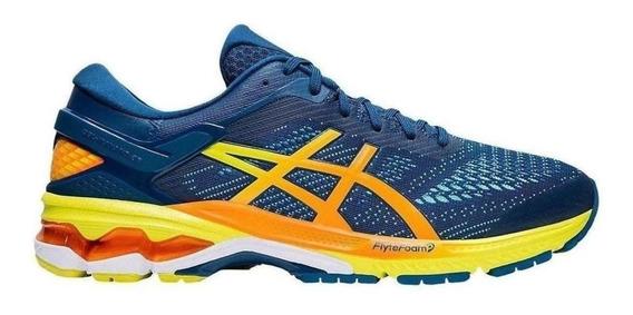 Tenis Running Asics Gel Kayano 26 Shine Caballero - Run24