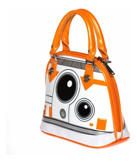 Loungefly Star Wars Bb-8 Mini Dome Bag Bolsa Funko Shop