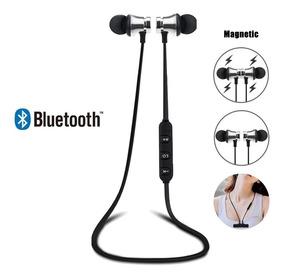 Fone De Ouvido Bluetooth Wireless Intra Auricular Sport Fone