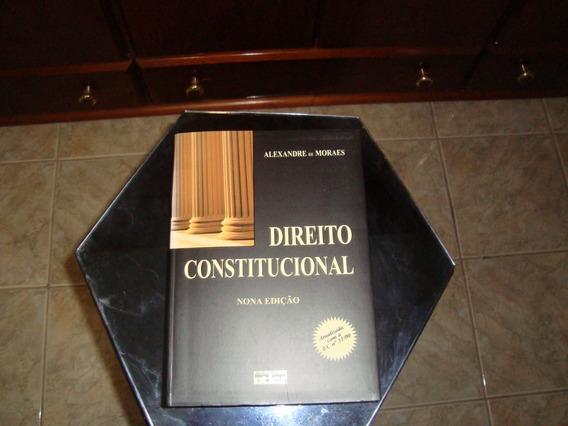 Direito Constitucional 9ª Edição De 2001