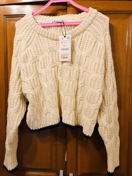 Suéter De Mujer (zara)