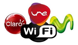 Claves Wifi Une 30 Dias De Garantia