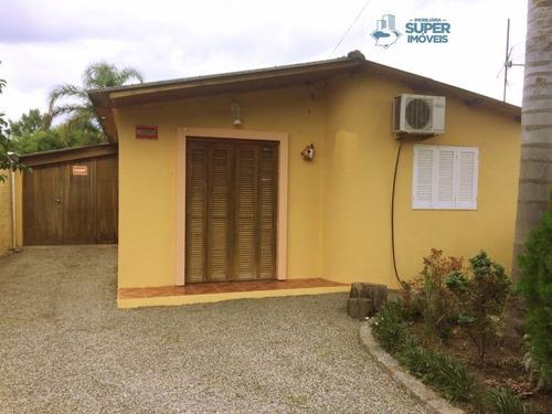 Casa A Venda No Bairro Três Vendas Em Pelotas - Rs.  - 585-1