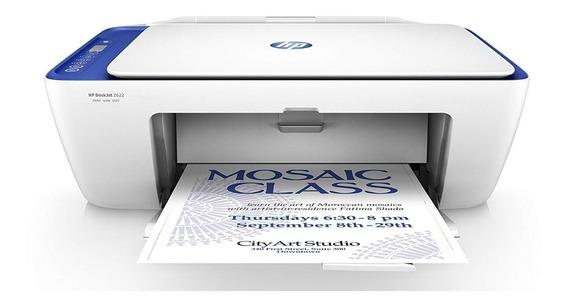 Impresora Inalámbrica Hp Deskjet 2622