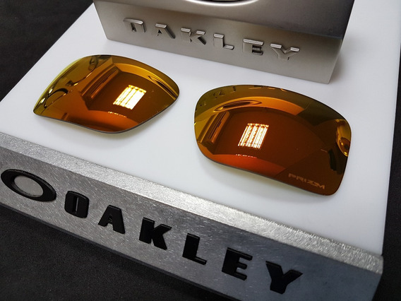 Lente Oakley Double Edge