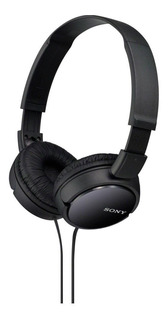 Auriculares 3.5 Mm Sony Mdr-zx110 Plegables Super Bass Negro