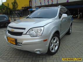 Chevrolet Captiva Platinium Awd Full