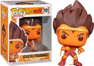 Funko Pop Dragon Ball Z Training Vegeta