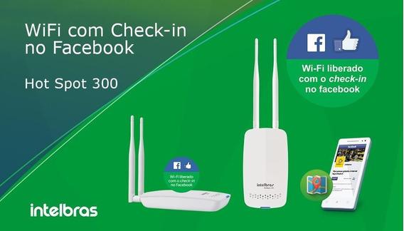Roteador Wireless Hotspot 300 Intelbras