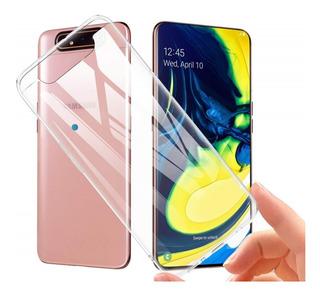 Estuche Tpu Smooth Para Samsung Galaxy A80/a90