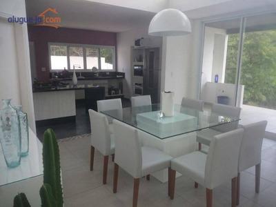 Luxuosa Casa Em Condoinio Fechado - So0559