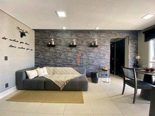 Imagem 1 de 12 de Apartamento Com 1 Dormitório À Venda, 39 M² Por R$ 414.000,00 - Centro - Campinas/sp - Ap0277