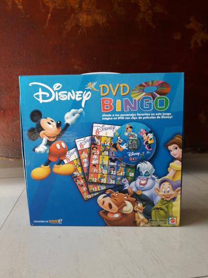 Bingo Dvd De Disney Marca Mattel