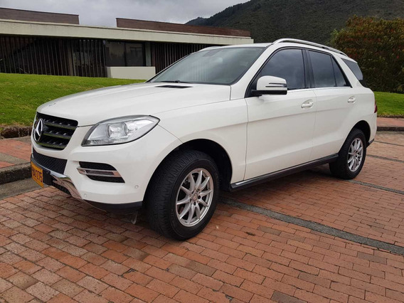 Mercedes Ml250 Cdi 4x4 2013 Turbo Diesel