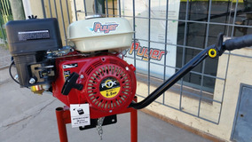 Pata Puyer 6,5 Hp Arranque Manual