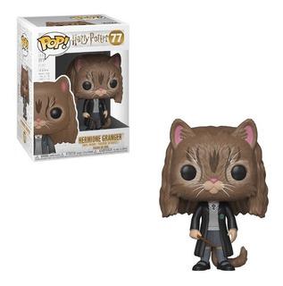 Hermione Granger As Cat Harry Potter Funko Pop