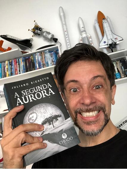 Livro A Segunda Aurora , De Juliano Righetto