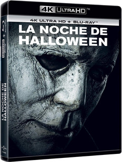 Blu Ray 4k Ultra Hd Halloween (2018) - Dub/leg. Lacrado