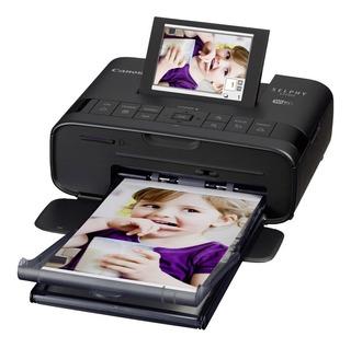 Impresora Portatil Canon Selphy Cp 1300 Negro