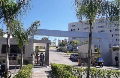 Apartamento Com 2 Dormitórios Para Alugar, 45 M² Por R$ 600/mês - Água Chata - Guarulhos/sp - Ap0797