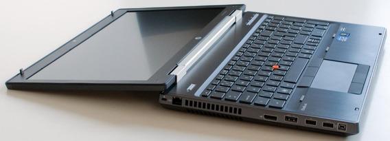 Mobile Workstation Core I7 V Pro 16 Gb Ram +ssd Oferta Leia
