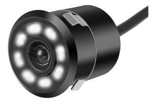 Camara De Reversa Mini Con 8 Led Para Iluminacion