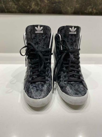 Zapatillas adidas Basket Profi Talle 38 Impecables