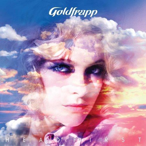 Goldfrapp Head First Cd Nuevo Original Cerrado