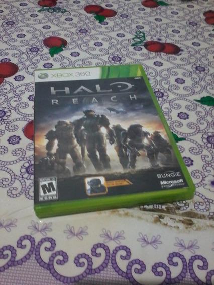 Jogo Halo Reach Para Xbox 360 Novo Barato