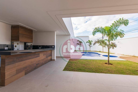 Casa À Venda, 473 M² Por R$ 2.900.000,00 - Condomínio Sunset Village - Sorocaba/sp - Ca1706