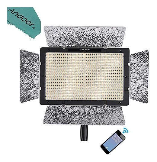 Yn Led Luz Video Fotografia Grabacion Fill Light