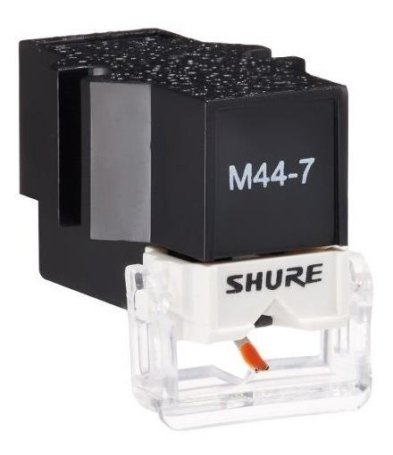 Shure Capsula Agulha N44-7 Kit Completo 100% Original