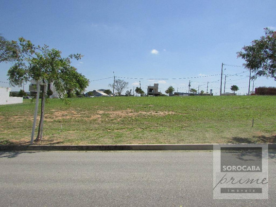 Terreno À Venda, 160 M² Por R$ 95.000,00 - Condomínio Terras De São Francisco - Sorocaba/sp - Te0057