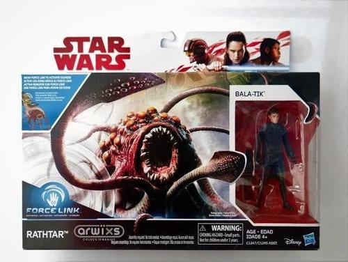 Remato Star Wars Force Link Rathtar - Juguete Interactivo