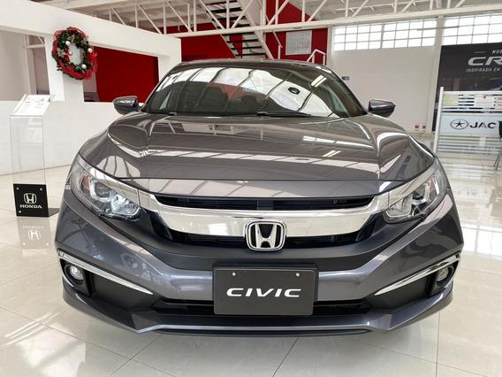 Honda 2020 Civic Ex Automóvil