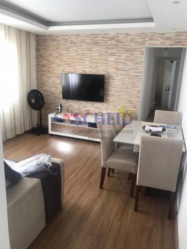 Imagem 1 de 11 de Apartamento No Jd. Prudência, 2 Dormitórios - Mc7873