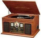 Victrola Nostalgic Classic Wood 6-in-1 Bluetooth Turntable E