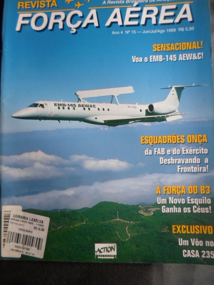 Revista Força Aérea Número 15